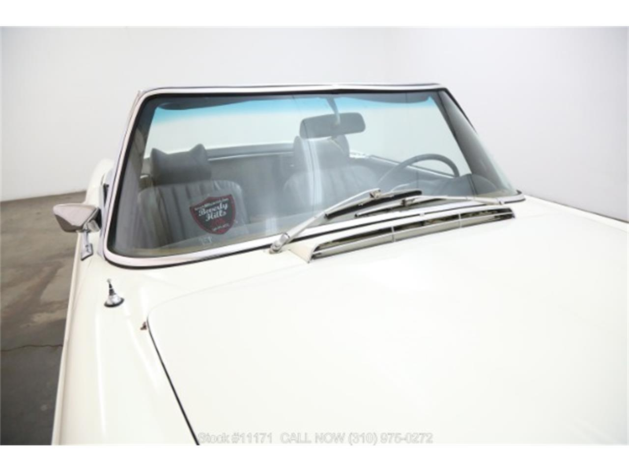 1969 Mercedes-Benz 280SL (CC-1246566) for sale in Beverly Hills, California