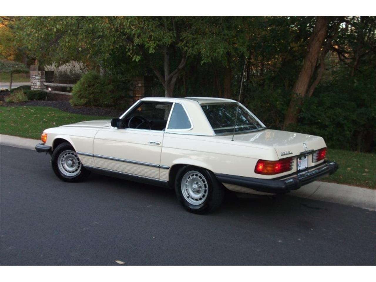 1985 Mercedes-Benz 380SL (CC-1246602) for sale in Dublin, Ohio