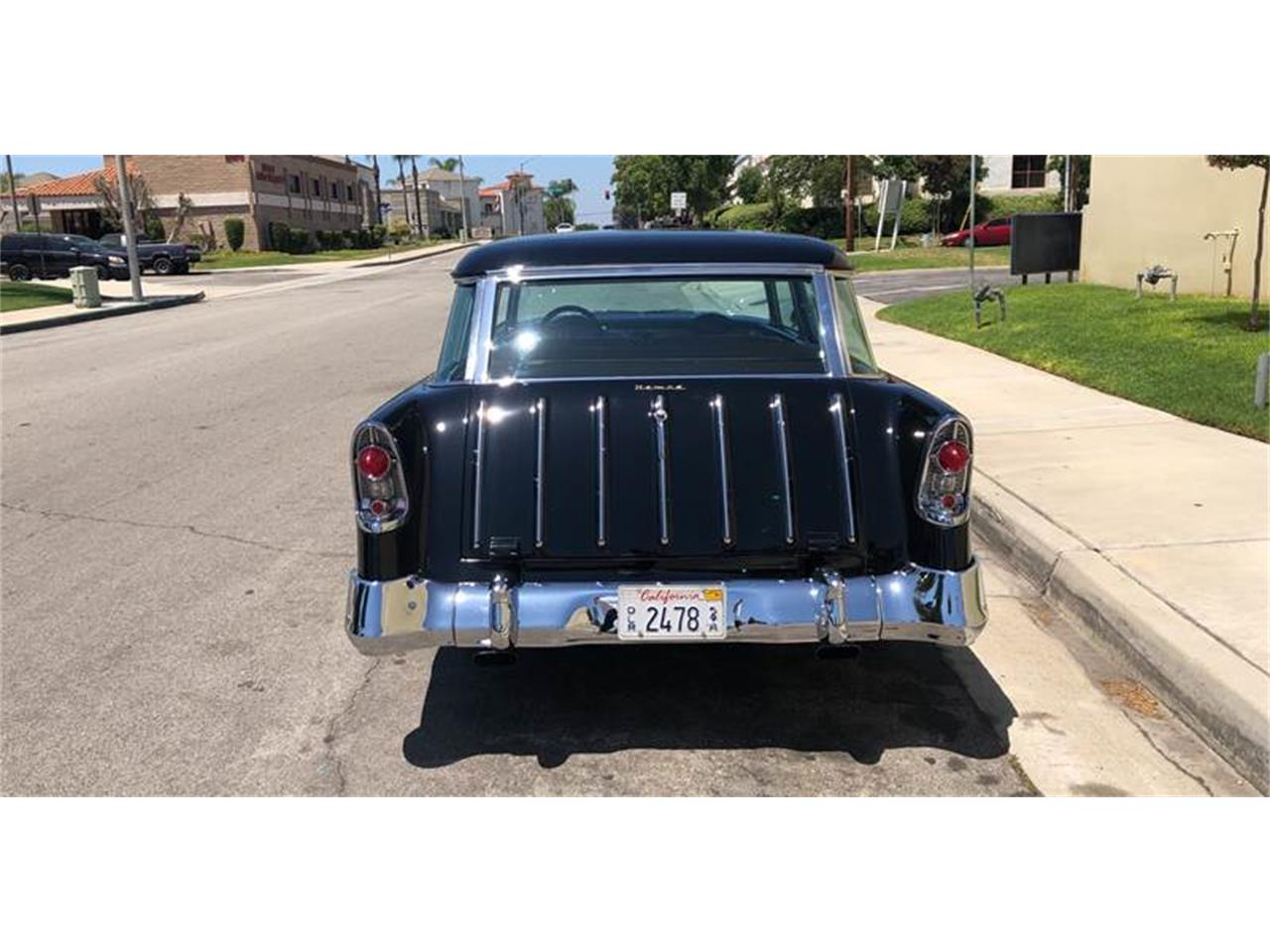 1956 Chevrolet Bel Air Nomad (CC-1246614) for sale in Brea, California