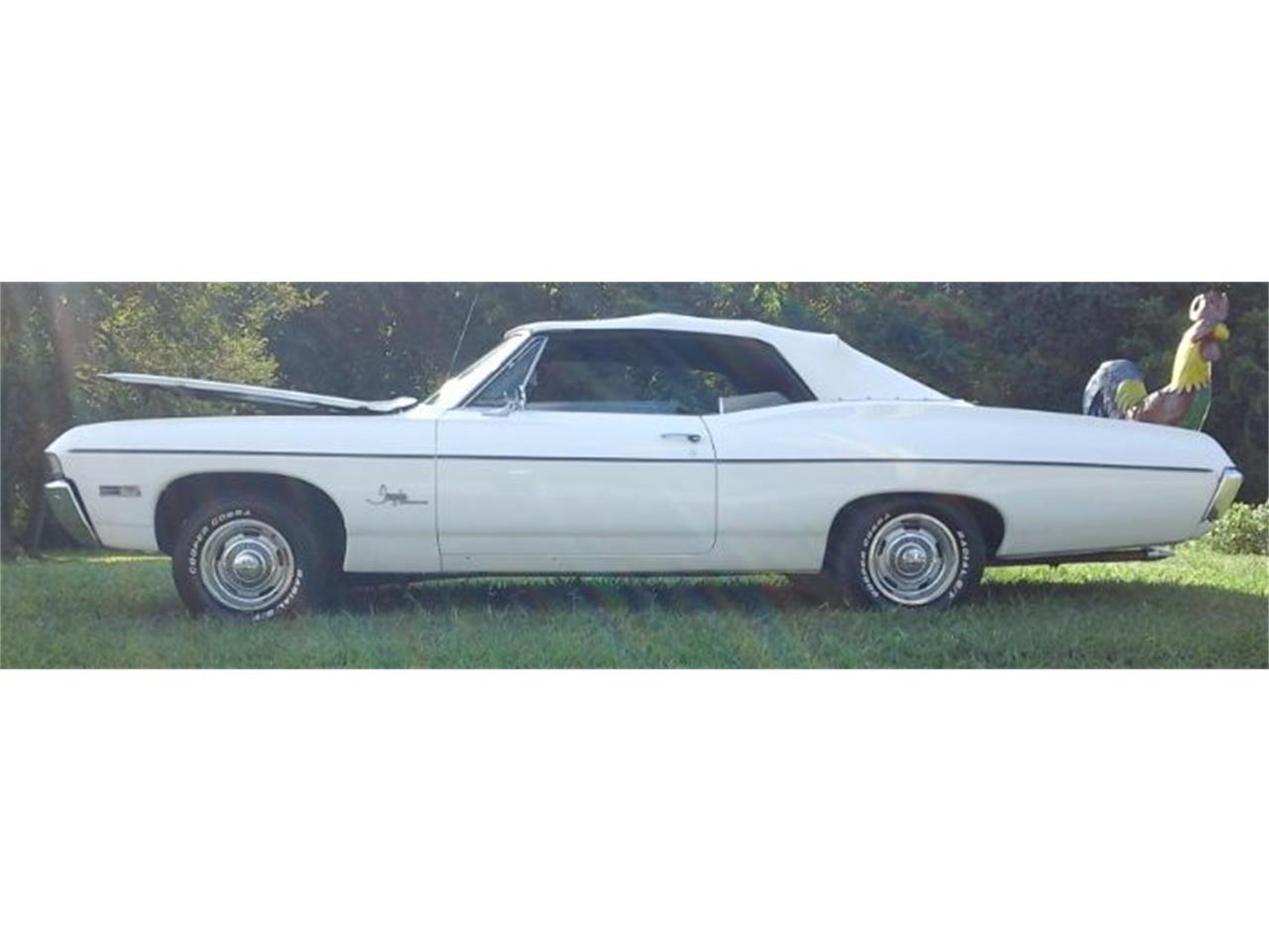 1968 Chevrolet Impala (CC-1246682) for sale in Cadillac, Michigan