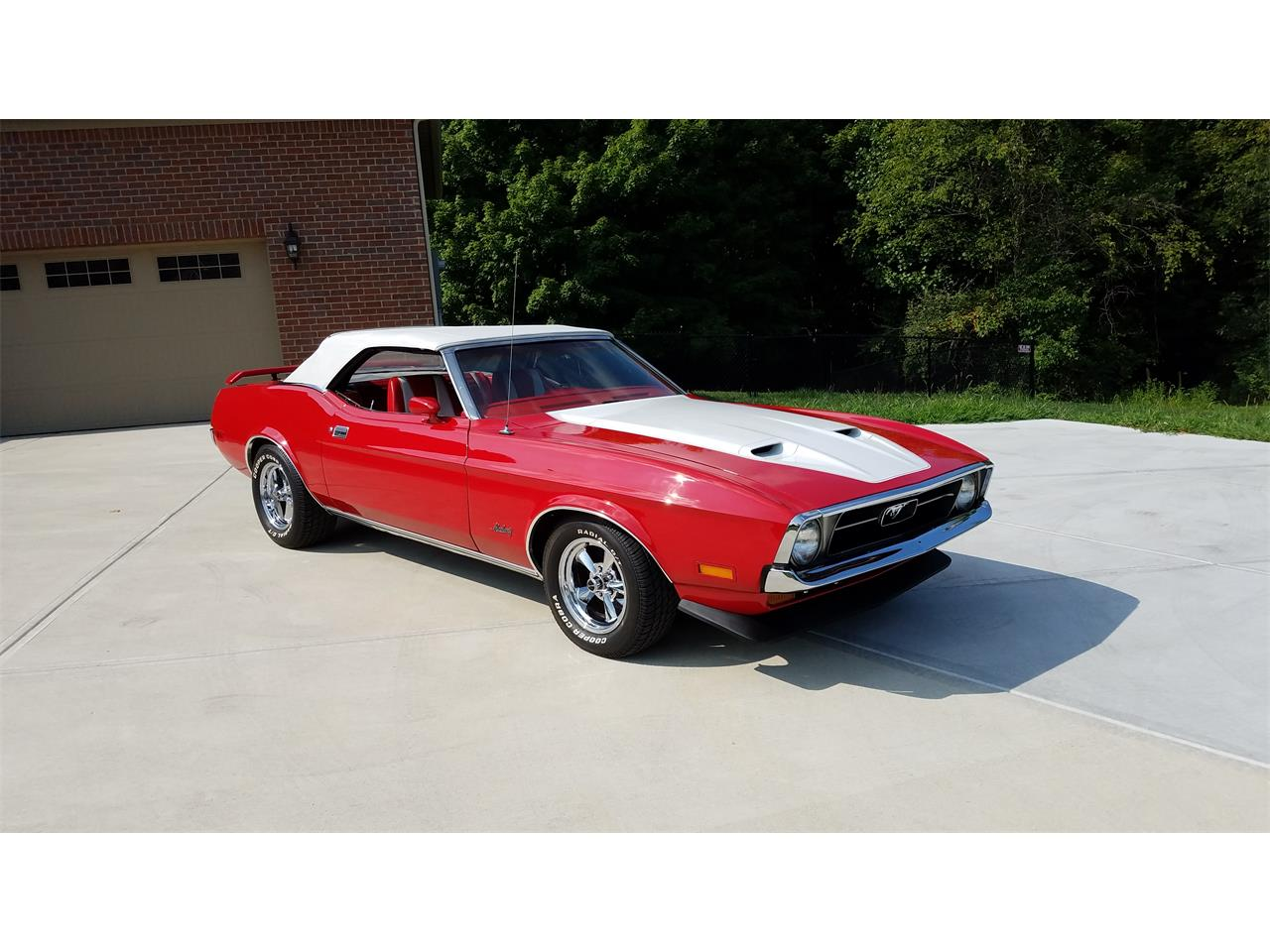1971 Ford Mustang (CC-1246692) for sale in Danville, Indiana