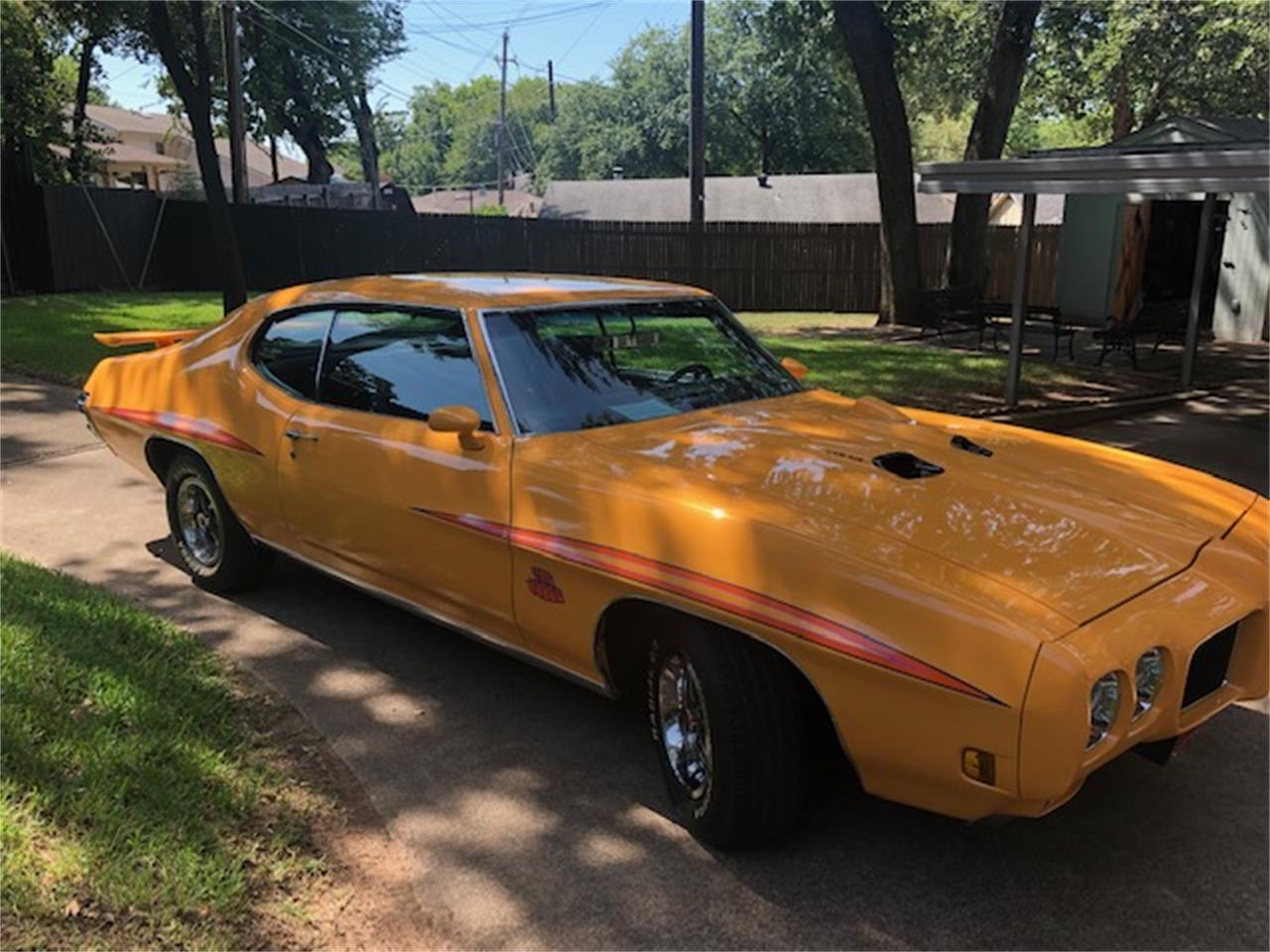 1970 Pontiac GTO (CC-1246706) for sale in Irving, Texas