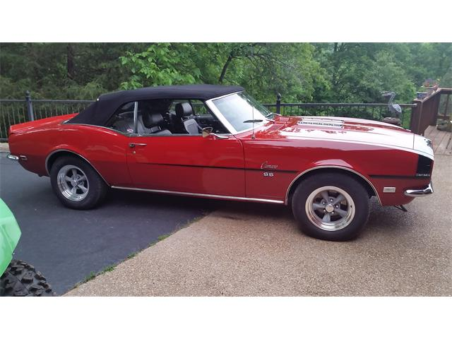 1968 Chevrolet Camaro SS (CC-1246707) for sale in Eureka Springs, Arkansas