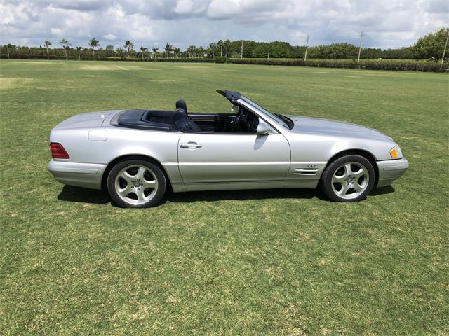 2000 Mercedes-Benz SL600 (CC-1246726) for sale in Palm Beach, Florida