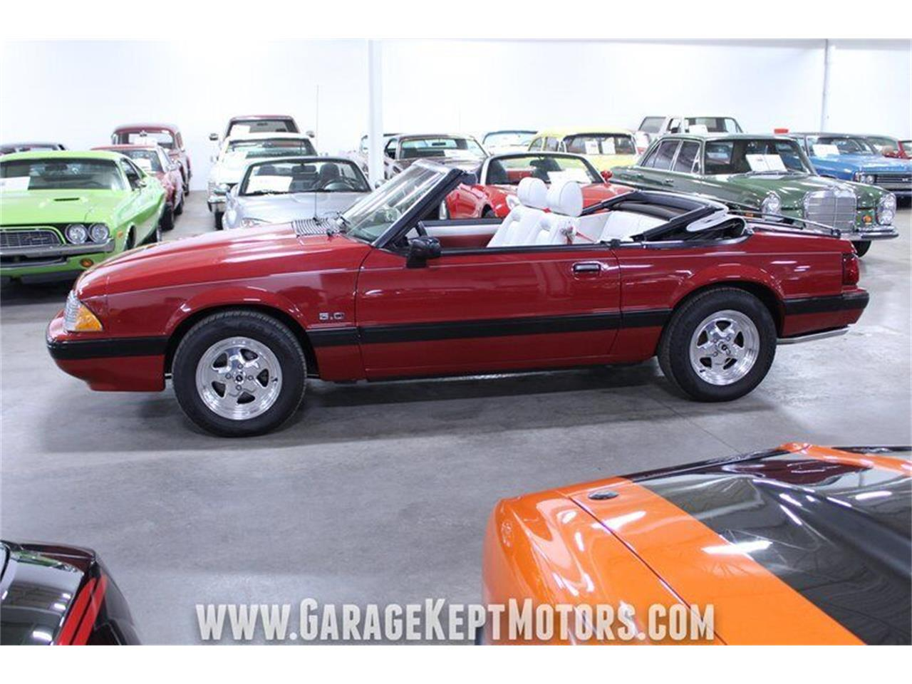 1989 Ford Mustang (CC-1246751) for sale in Grand Rapids, Michigan