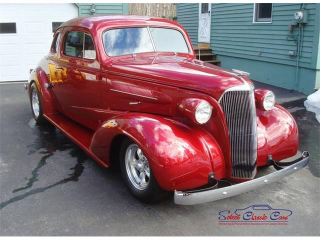 1937 Chevrolet Business Coupe (CC-1246758) for sale in Hiram, Georgia