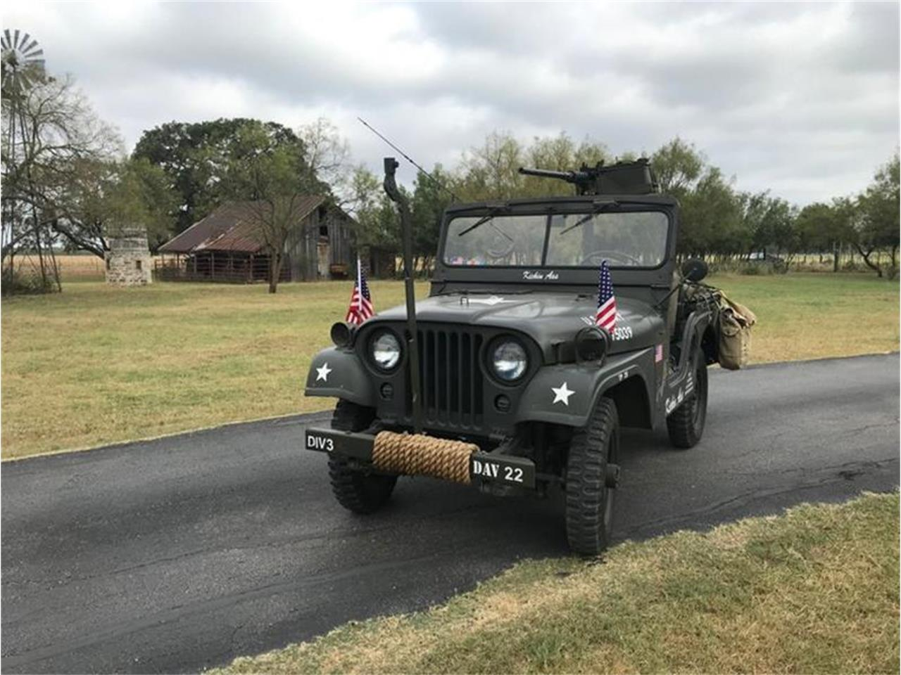 1952 Willys Jeep (CC-1246770) for sale in Fredericksburg, Texas