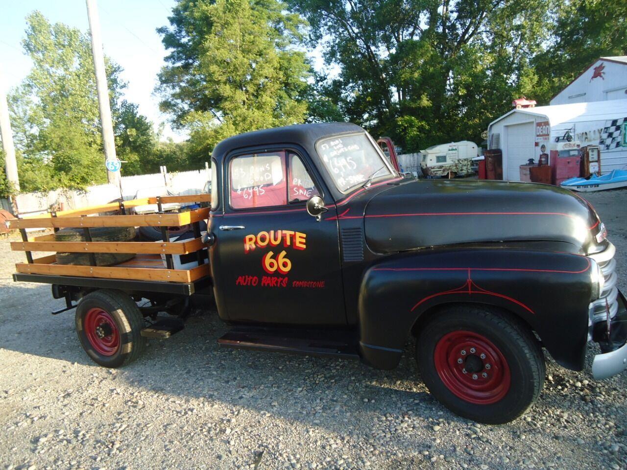 1953 Chevrolet 3100 (CC-1246778) for sale in Jackson, Michigan