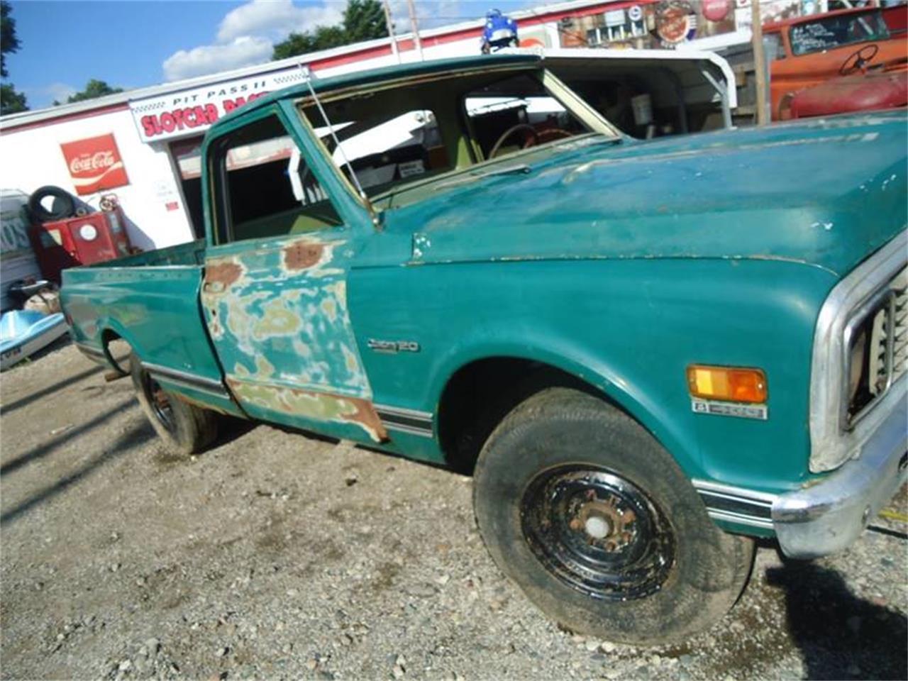 1972 Chevrolet C/K 30 (CC-1246779) for sale in Jackson, Michigan