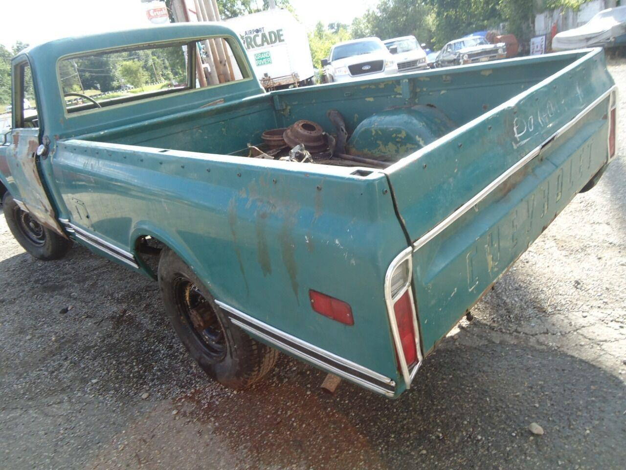 1972 Chevrolet C/K 30 (CC-1246779) for sale in Jackson, Michigan