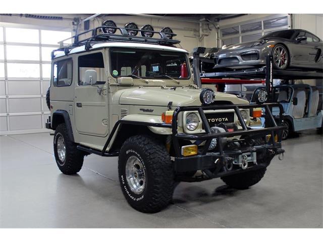 1982 Toyota Land Cruiser FJ (CC-1240680) for sale in San Carlos, California