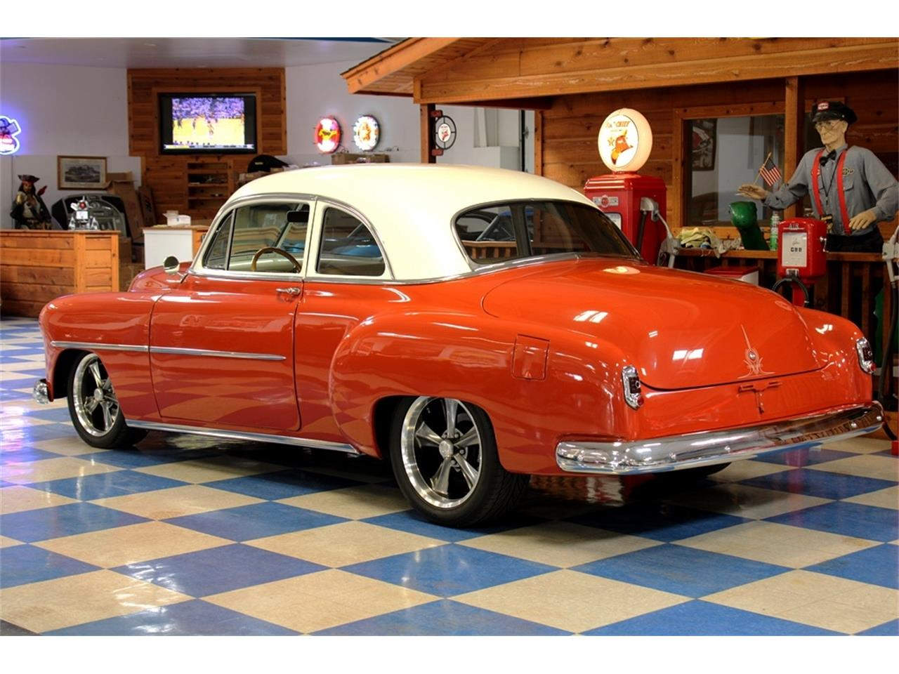 1952 Chevrolet Deluxe (CC-1246809) for sale in New Braunfels , Texas