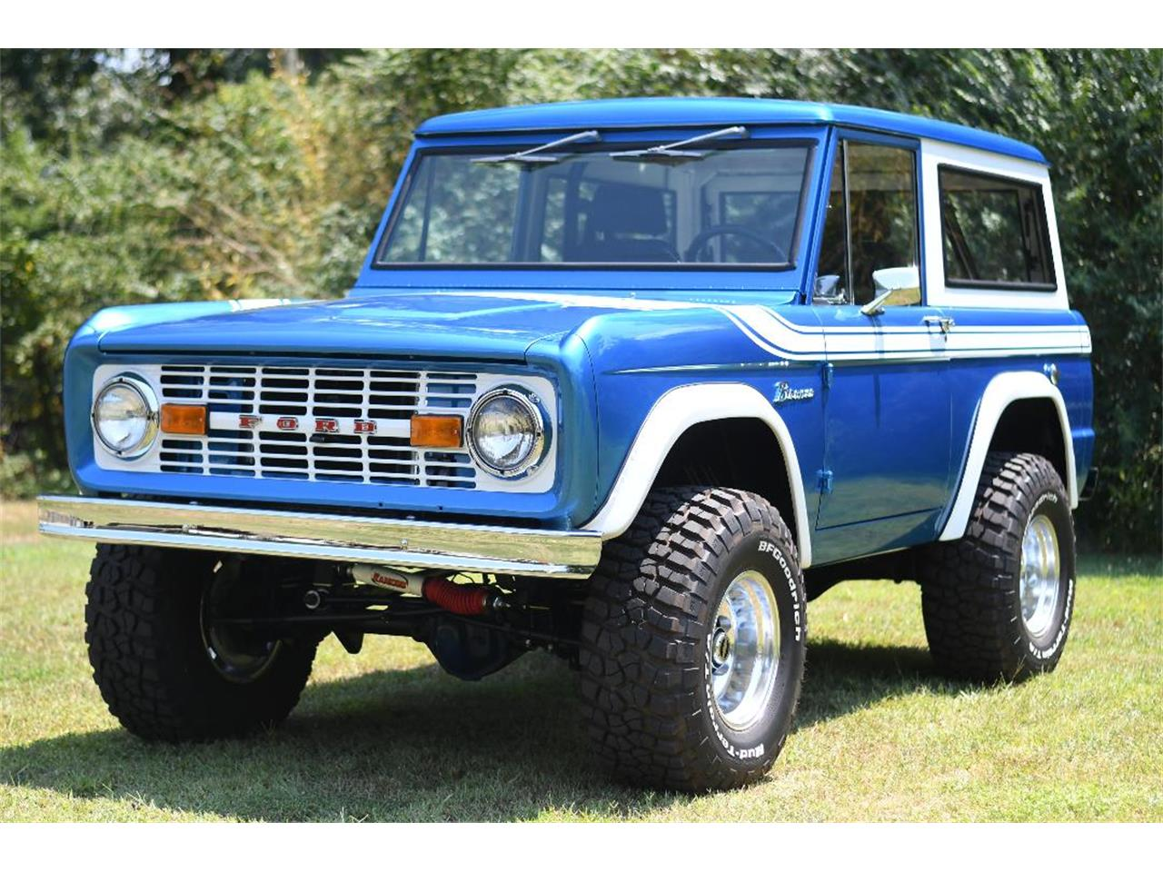1967 Ford Bronco (CC-1246813) for sale in Little Rock, Arkansas