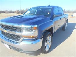 2017 Chevrolet Silverado (CC-1240682) for sale in Blanchard, Oklahoma