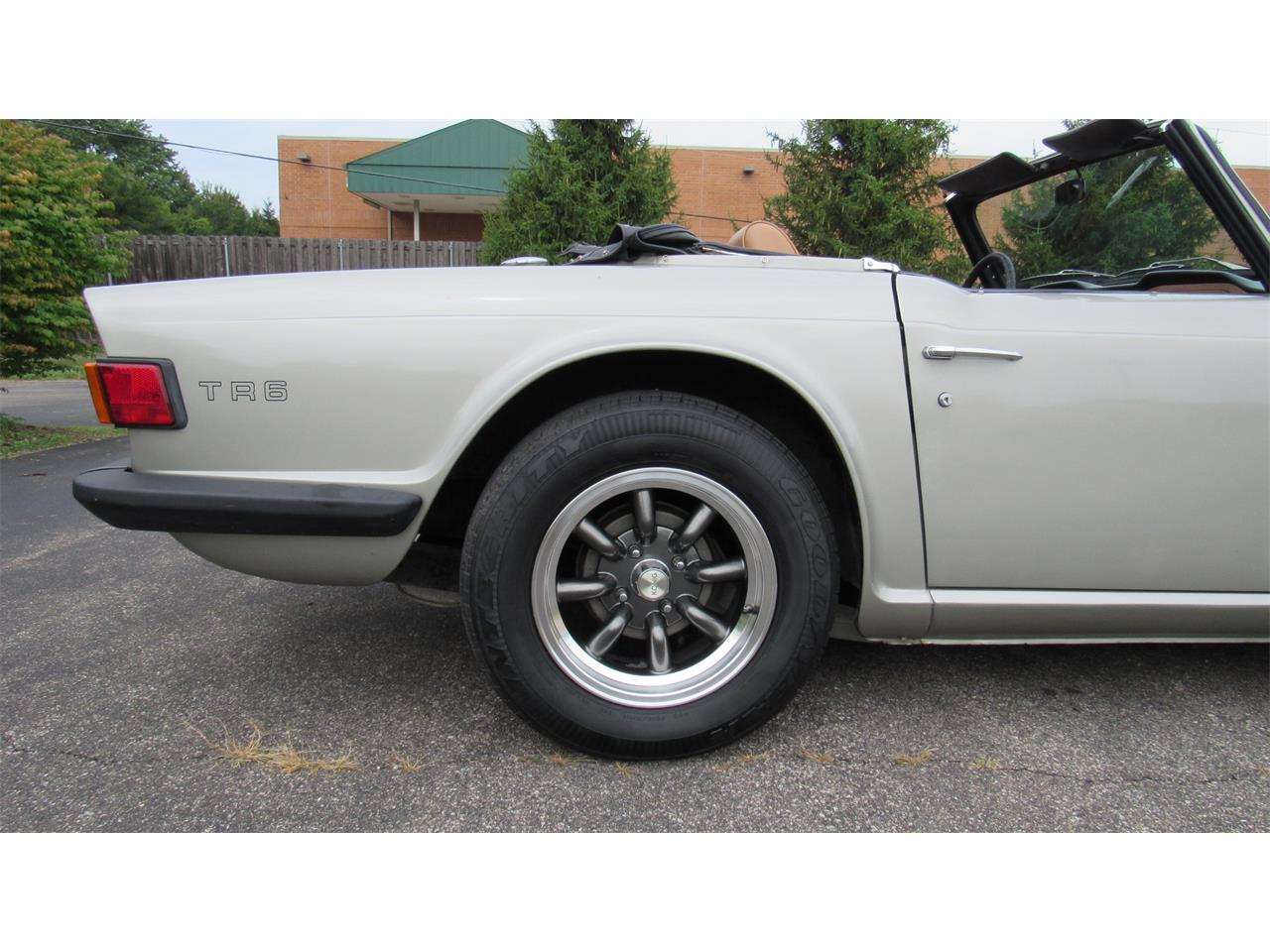 1969 Triumph TR6 (CC-1246829) for sale in Milford, Ohio
