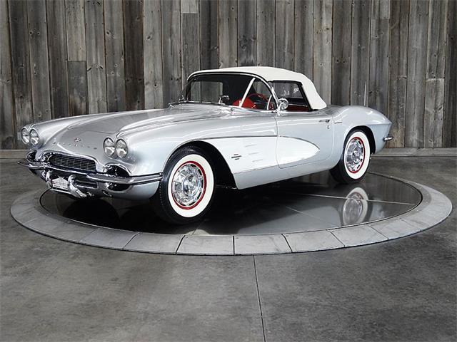 1961 Chevrolet Corvette (CC-1246847) for sale in Bettendorf, Iowa