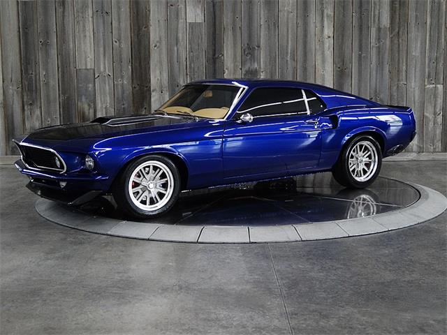 1969 Ford Mustang (CC-1246850) for sale in Bettendorf, Iowa