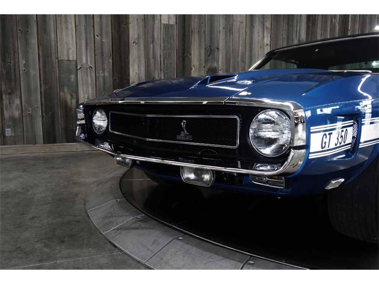 1969 Ford Mustang Shelby GT350 (CC-1246852) for sale in Bettendorf, Iowa