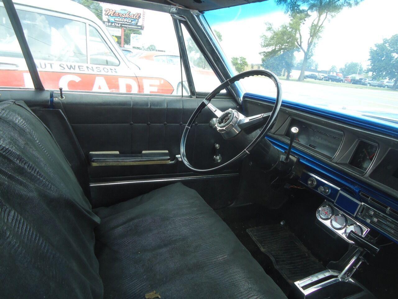 1966 Chevrolet Caprice (CC-1240686) for sale in Jackson, Michigan