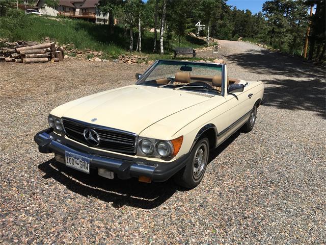 1980 Mercedes-Benz 450SL (CC-1246880) for sale in Denver, Colorado