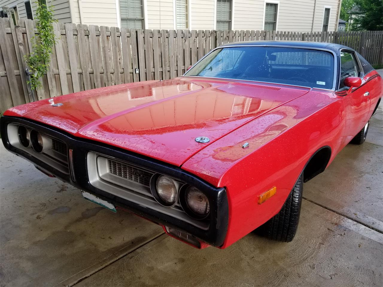 1972 Dodge Charger For Sale Classiccars Com Cc 1246902