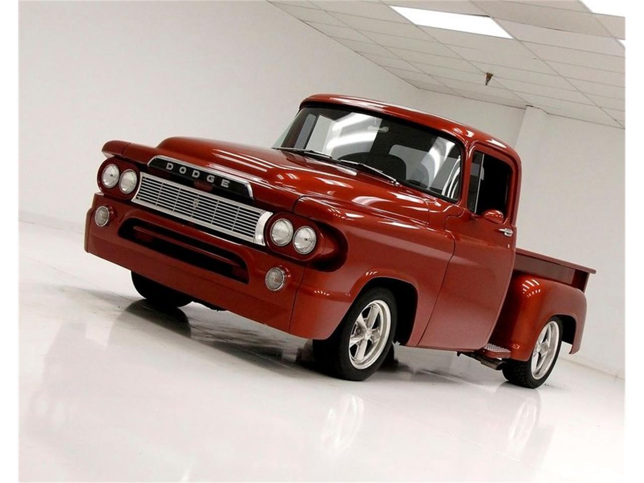 1960 Dodge D100 (CC-1246929) for sale in Morgantown, Pennsylvania