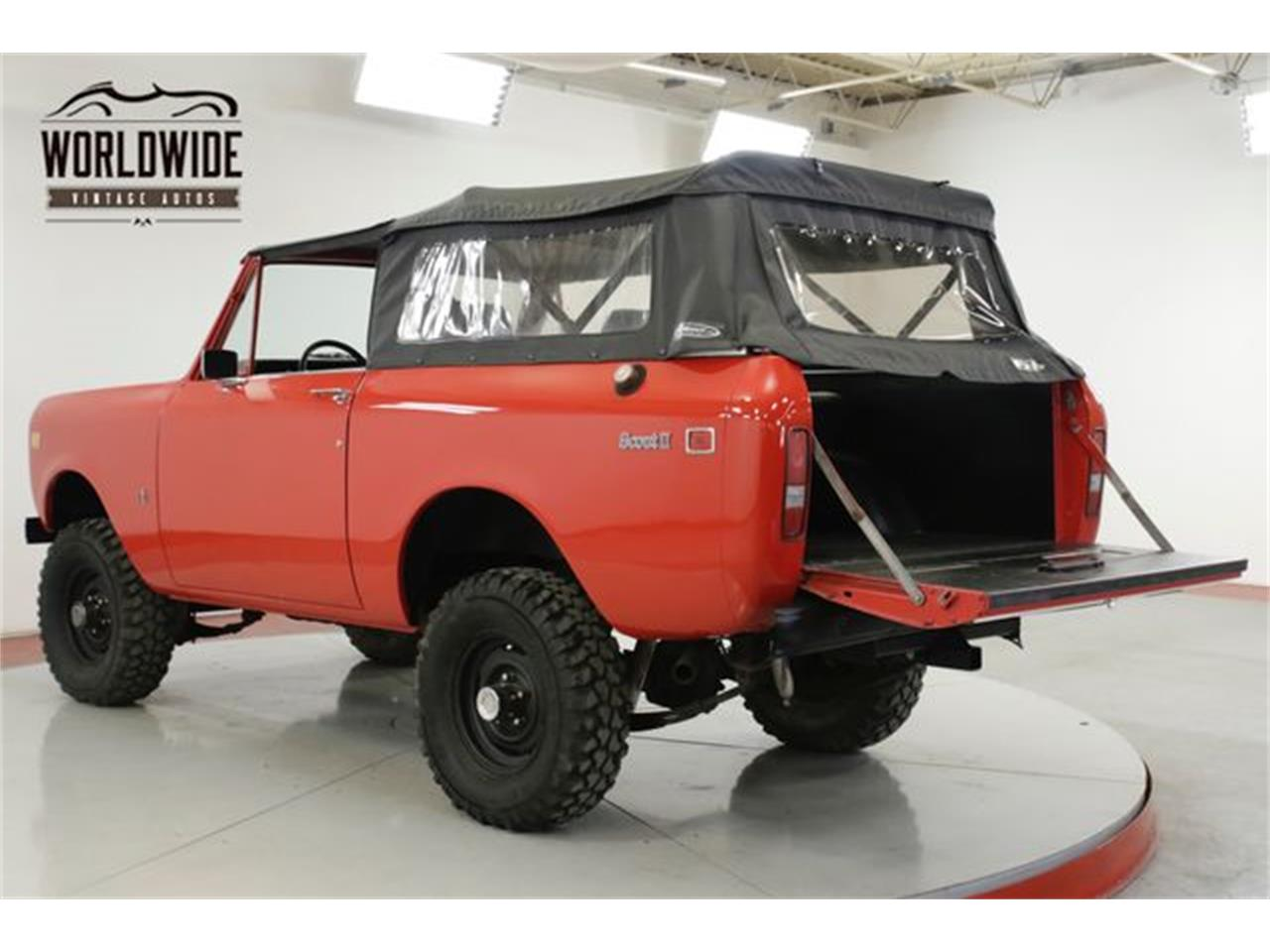 1972 International Scout (CC-1246953) for sale in Denver , Colorado