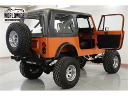 1981 Jeep CJ7 (CC-1246955) for sale in Denver , Colorado