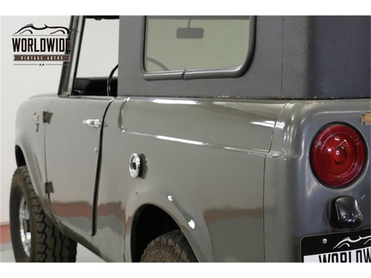 1969 International Scout 800 (CC-1246957) for sale in Denver , Colorado