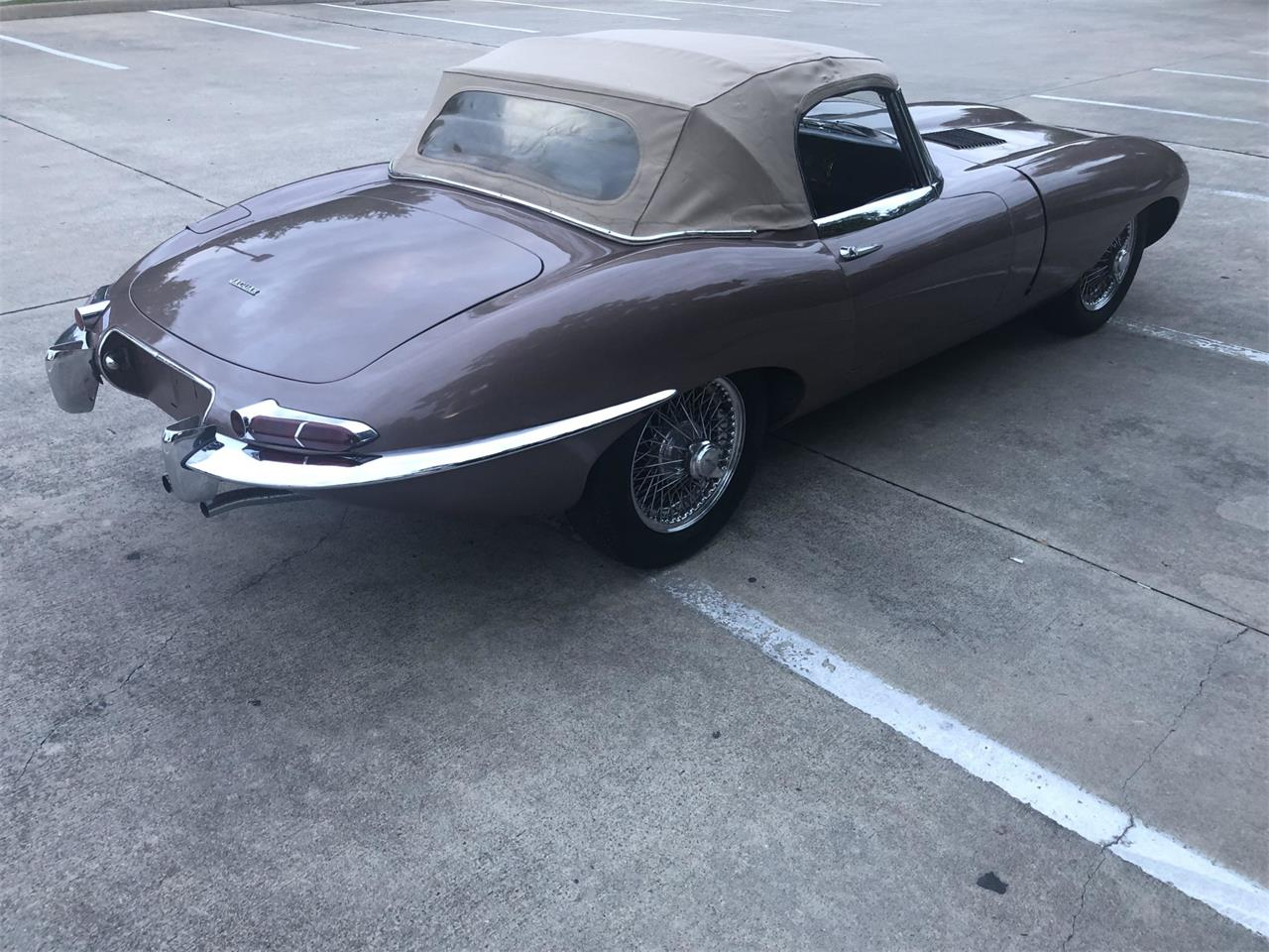 1963 Jaguar XKE (CC-1247007) for sale in Fort Worth, Texas