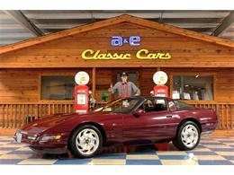 1993 Chevrolet Corvette (CC-1247094) for sale in New Braunfels, Texas
