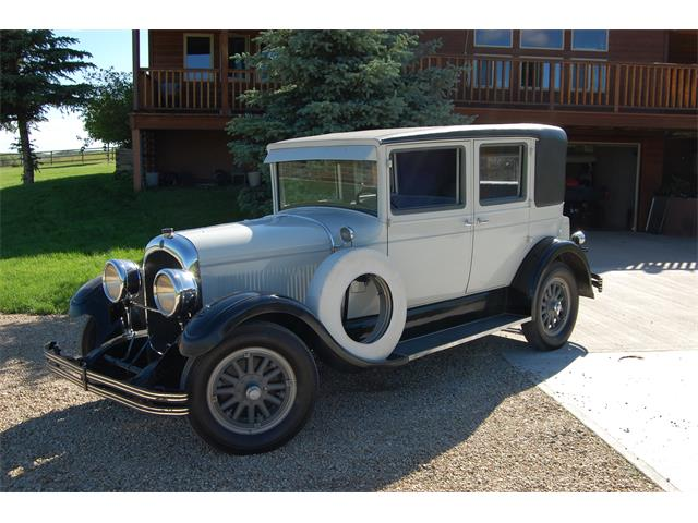1928 Chrysler 72 (CC-1247102) for sale in Sheridan, Wyoming