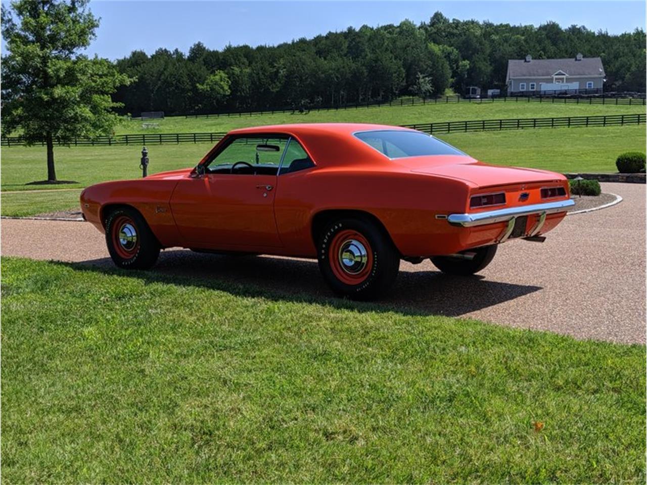 1969 Chevrolet Camaro (CC-1247117) for sale in Greensboro, North Carolina