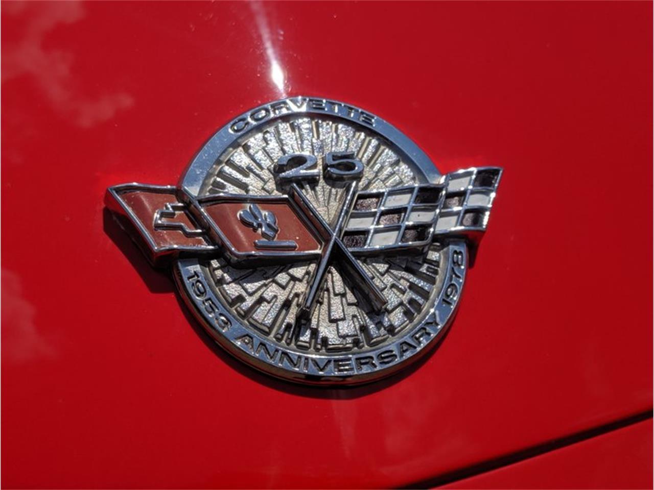 1978 Chevrolet Corvette (CC-1247125) for sale in Greensboro, North Carolina