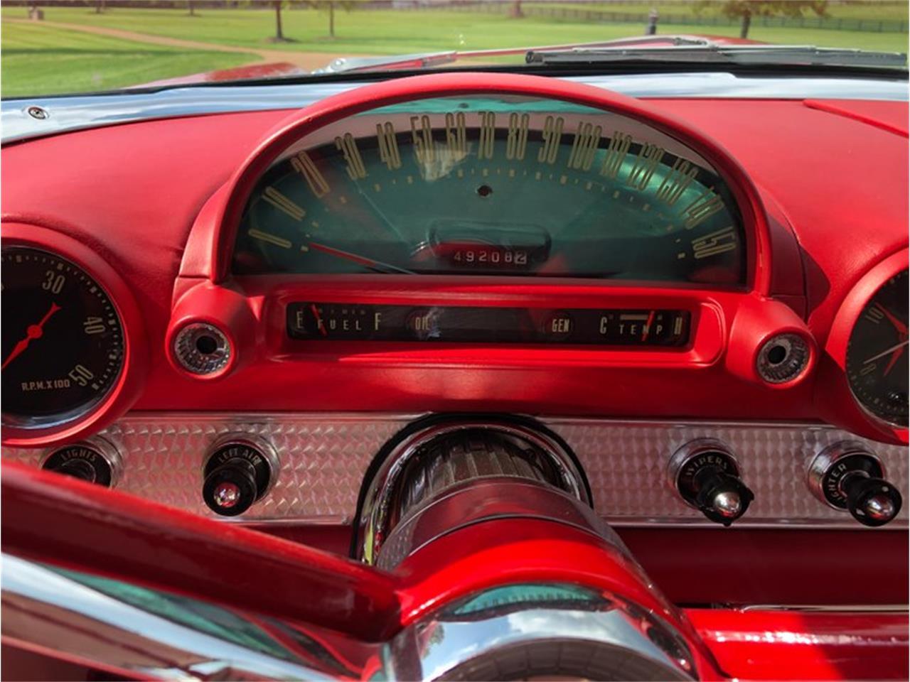 1956 Ford Thunderbird (CC-1247128) for sale in Greensboro, North Carolina