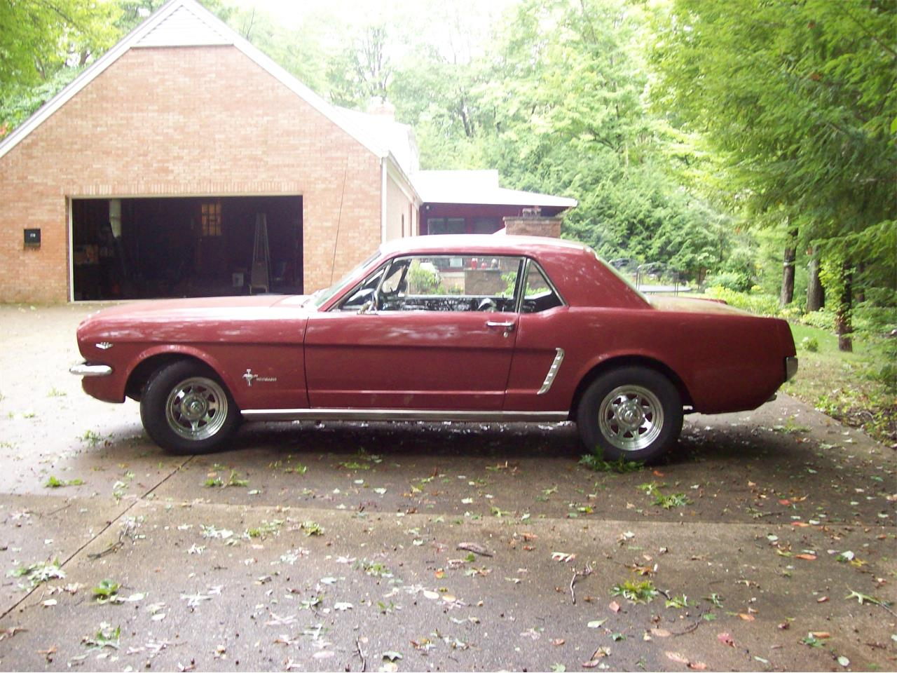 1965 Ford Mustang (CC-1247160) for sale in Salem, Ohio
