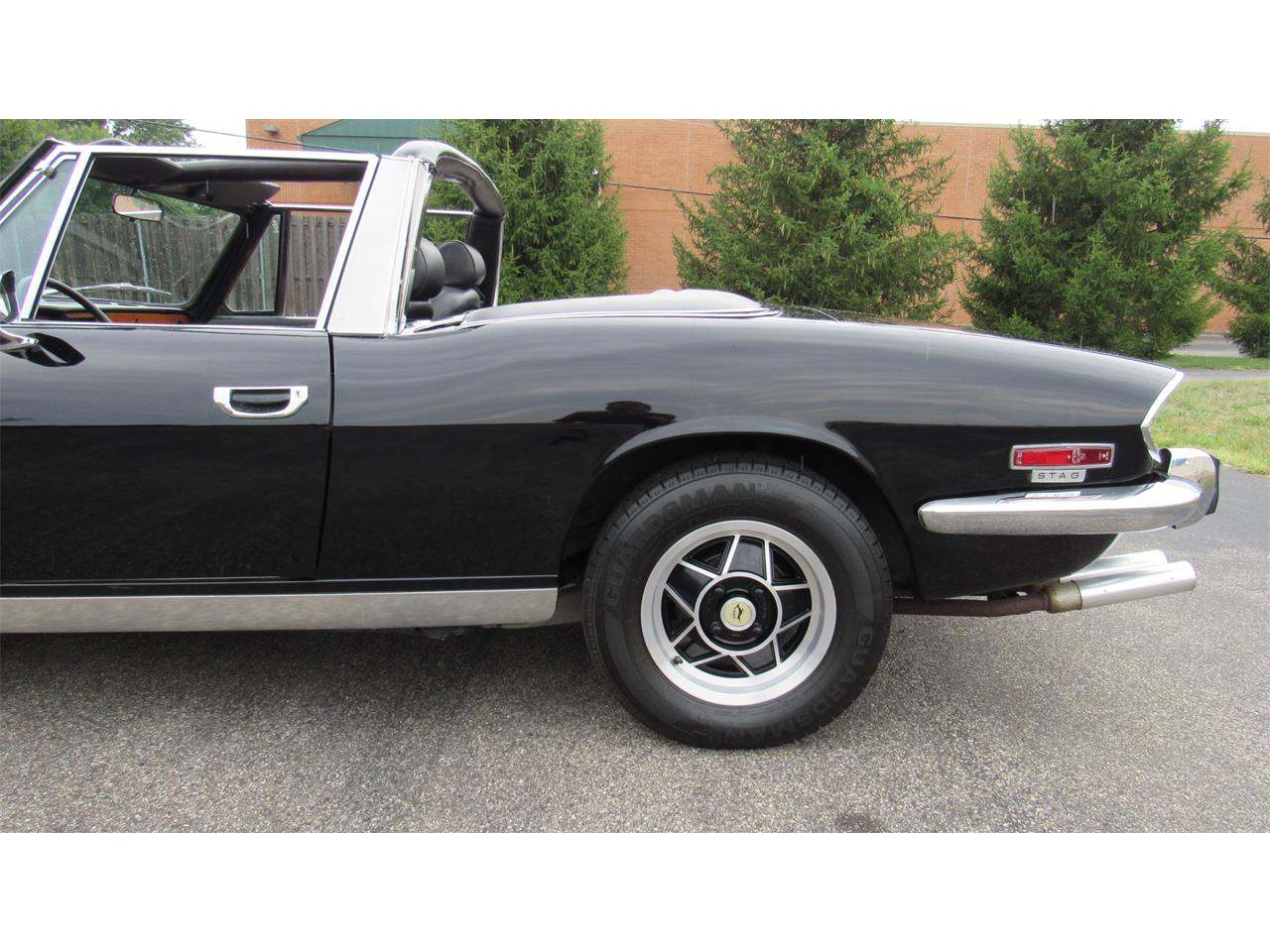 1973 Triumph Stag (CC-1247171) for sale in Milford, Ohio