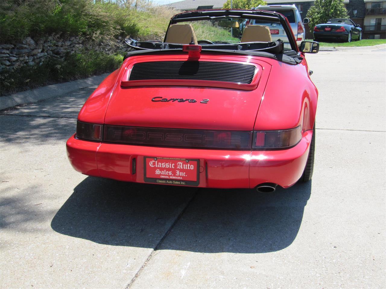 1991 Porsche 911 Carrera (CC-1247186) for sale in Omaha, Nebraska