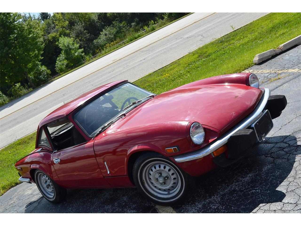 1975 Triumph Spitfire (CC-1247188) for sale in Barrington, Illinois