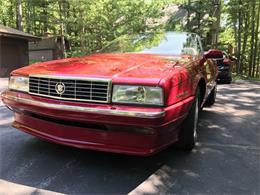 1993 Cadillac Allante (CC-1240721) for sale in Williamsburg, Michigan