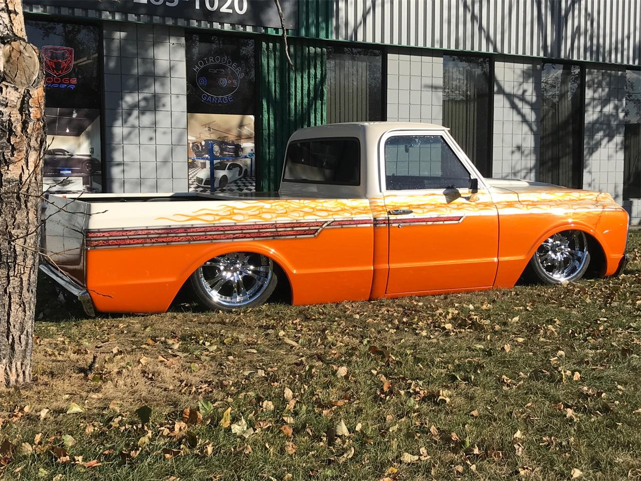 1969 Chevrolet C10 (CC-1247211) for sale in CALGARY, Alberta