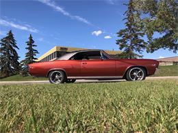 1967 Chevrolet Chevelle (CC-1247213) for sale in CALGARY, Alberta