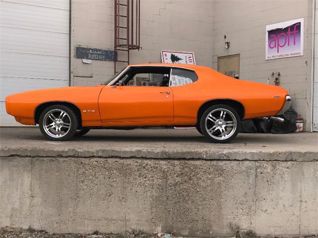 1969 Pontiac GTO (CC-1247214) for sale in CALGARY, Alberta