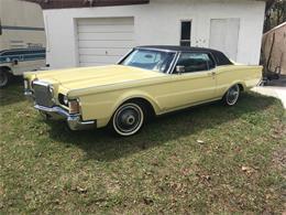 1971 Lincoln Continental Mark III (CC-1247223) for sale in Weeki Wachee , Florida