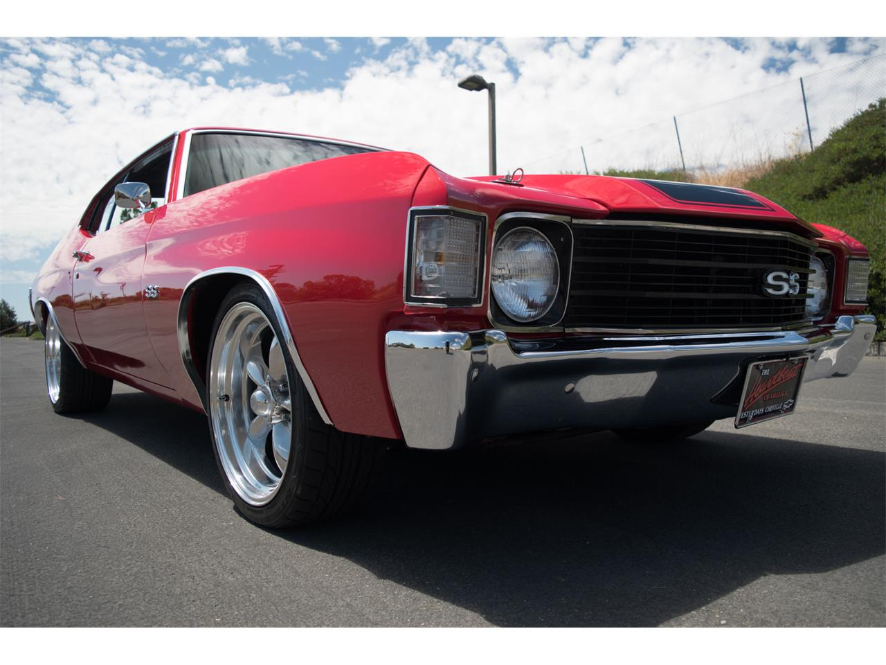 1972 Chevrolet Chevelle (CC-1247258) for sale in Fairfield, California