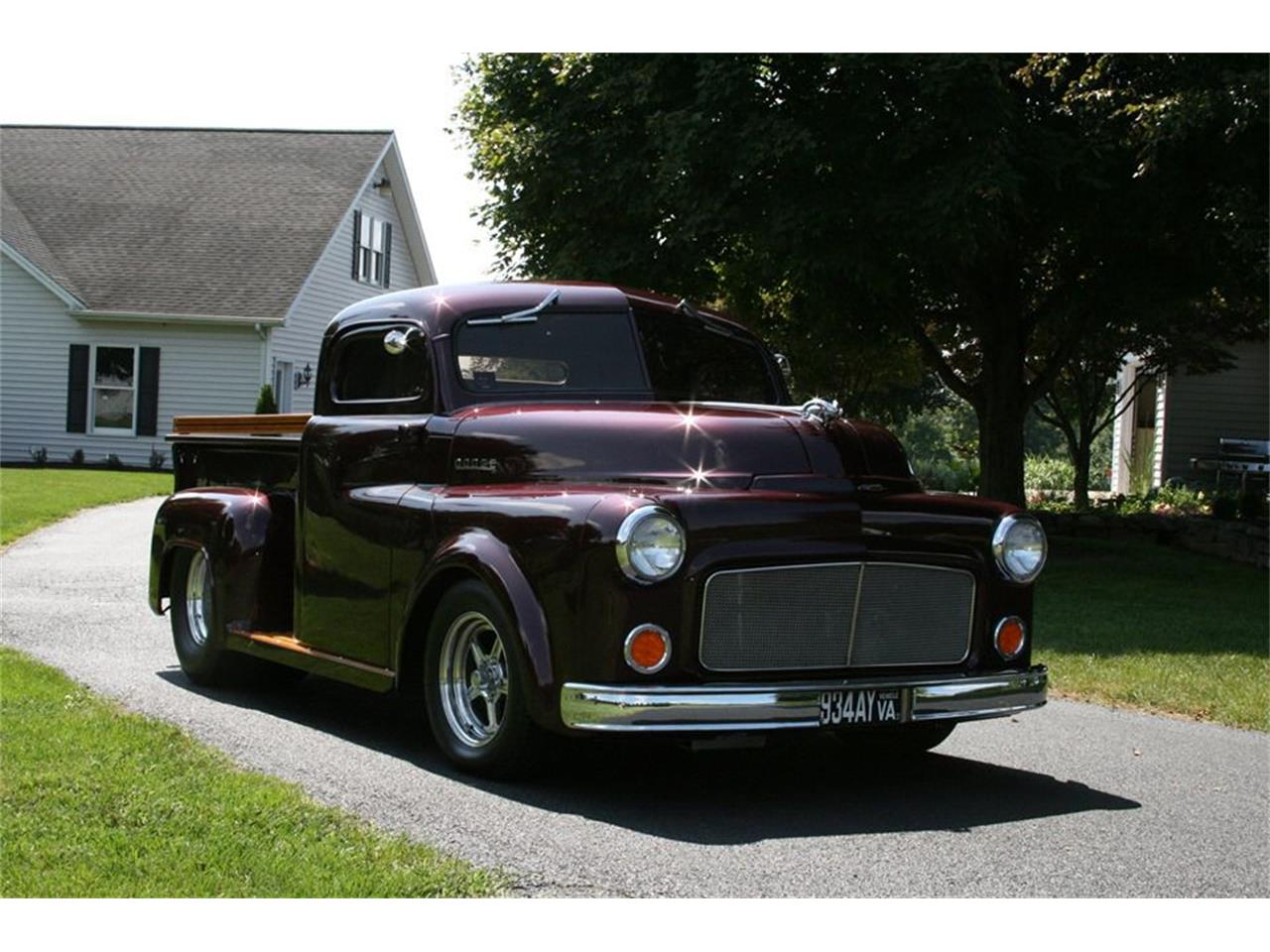 1953 Dodge D100 (CC-1247279) for sale in West Pittston, Pennsylvania