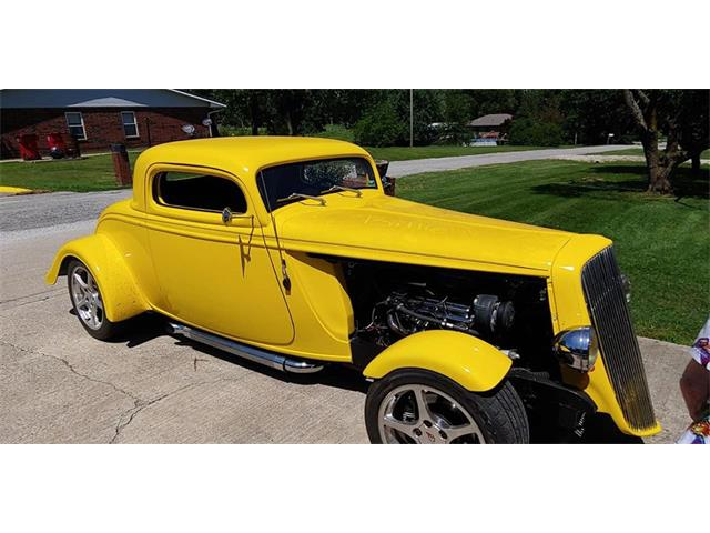 1934 Ford Coupe (CC-1247280) for sale in West Pittston, Pennsylvania