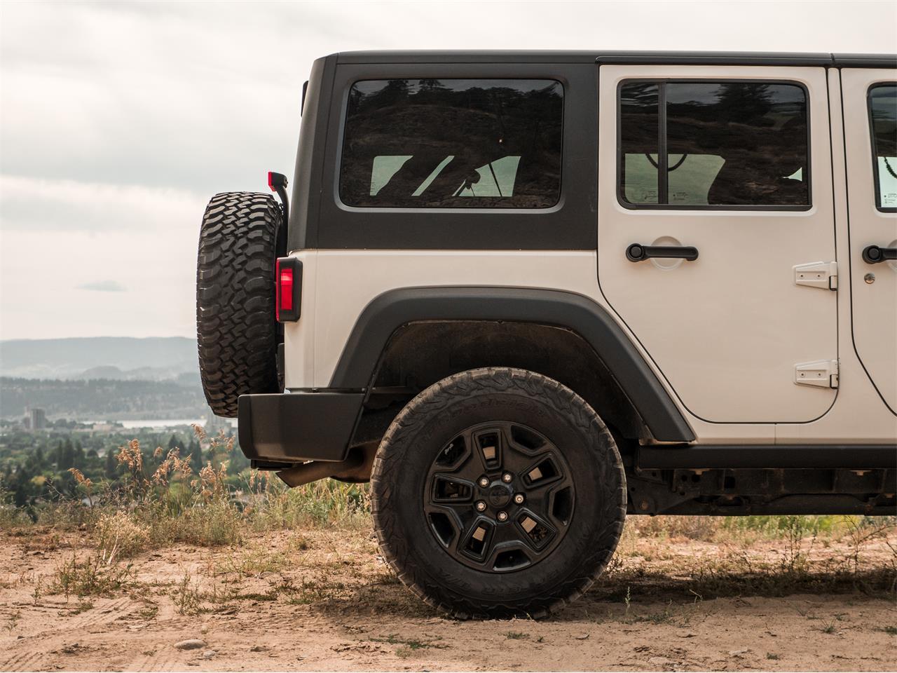 2016 Jeep Wrangler (CC-1247286) for sale in Kelowna, British Columbia