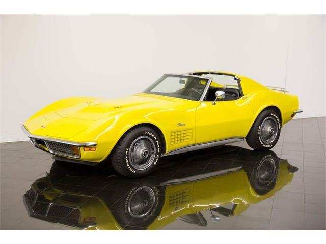 1972 Chevrolet Corvette (CC-1247298) for sale in St. Louis, Missouri
