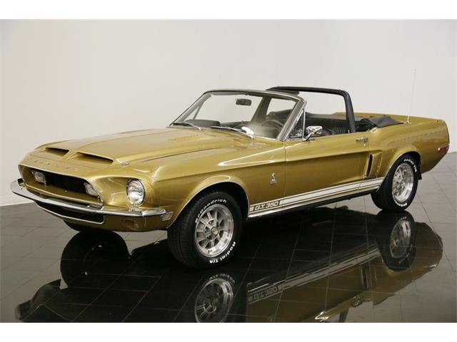 1968 Shelby GT350 (CC-1247327) for sale in St. Louis, Missouri